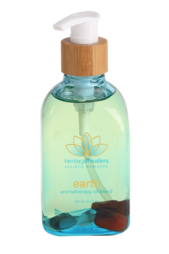 Heritage Healers Earth Aromatherapy Oil Blend