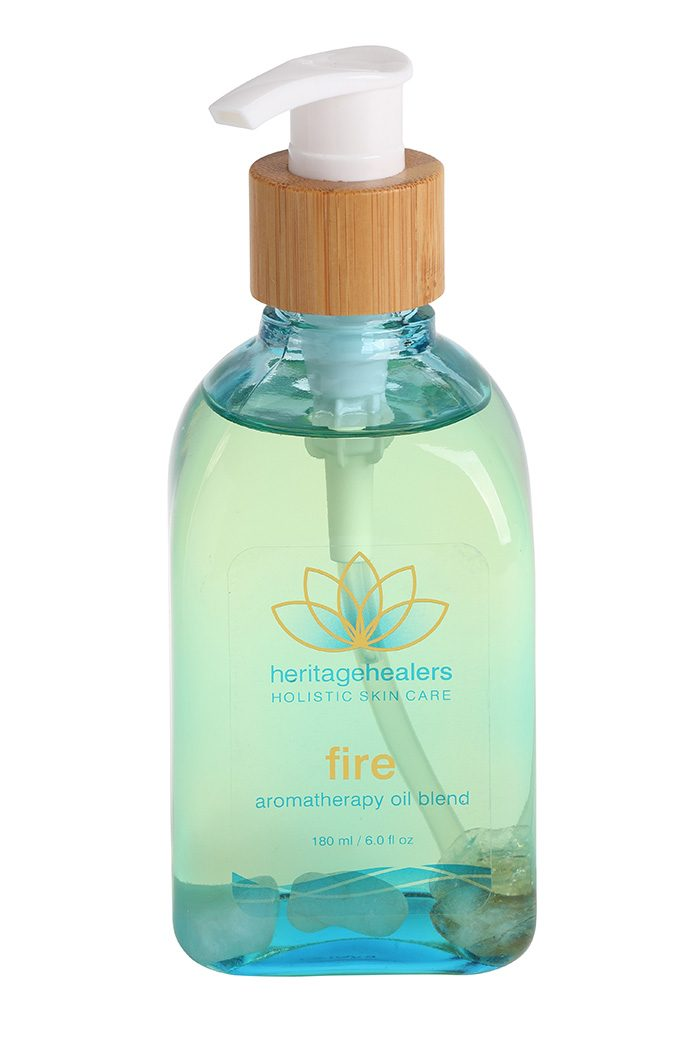 Heritage Healers Fire Aromatherapy Oil Blend