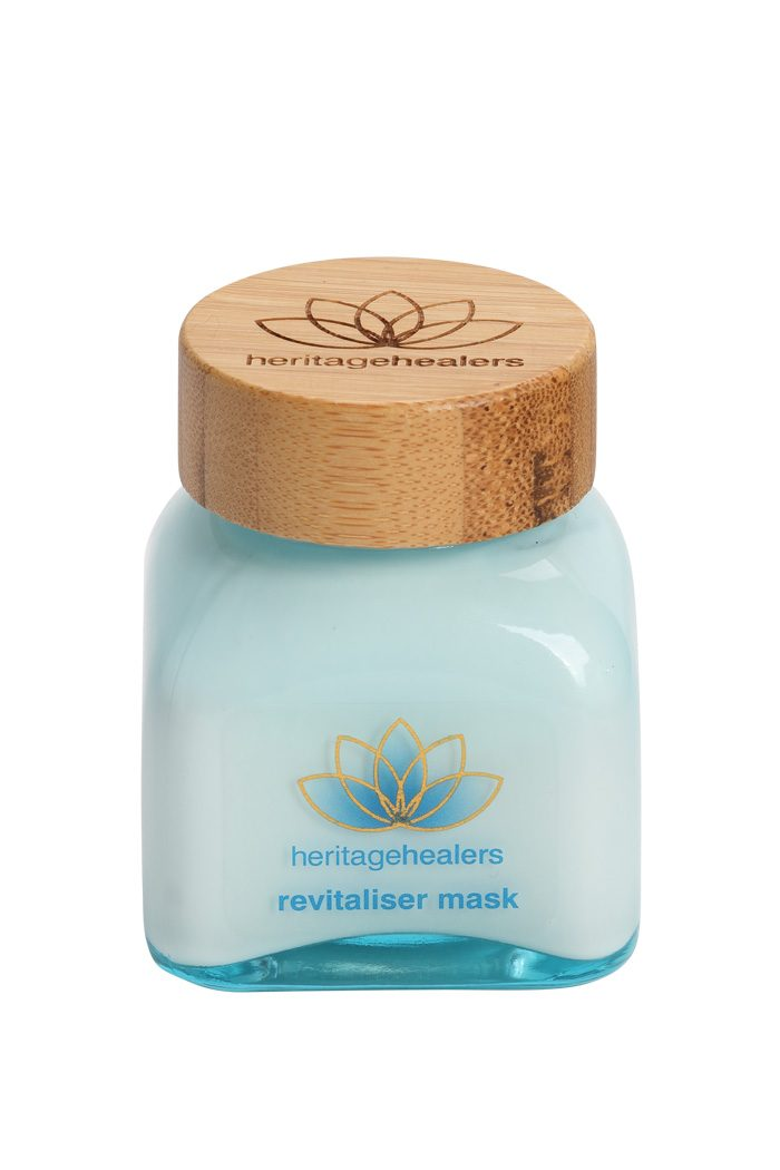 Heritage Healers Revitaliser Mask