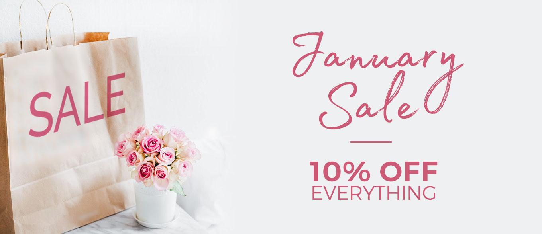 2019 January Sale