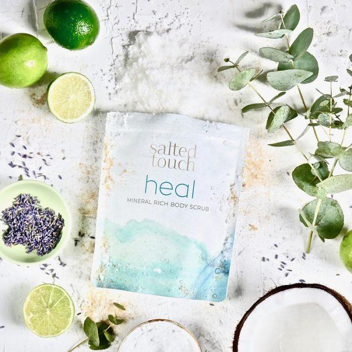 HEAL – Mineral Rich Body Scrub