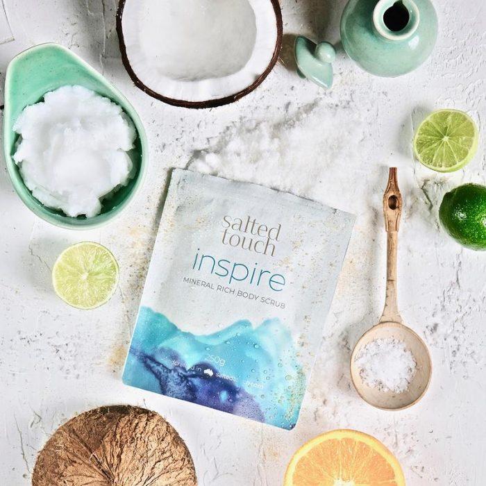 Inspire Mineral Rich Body Scrub