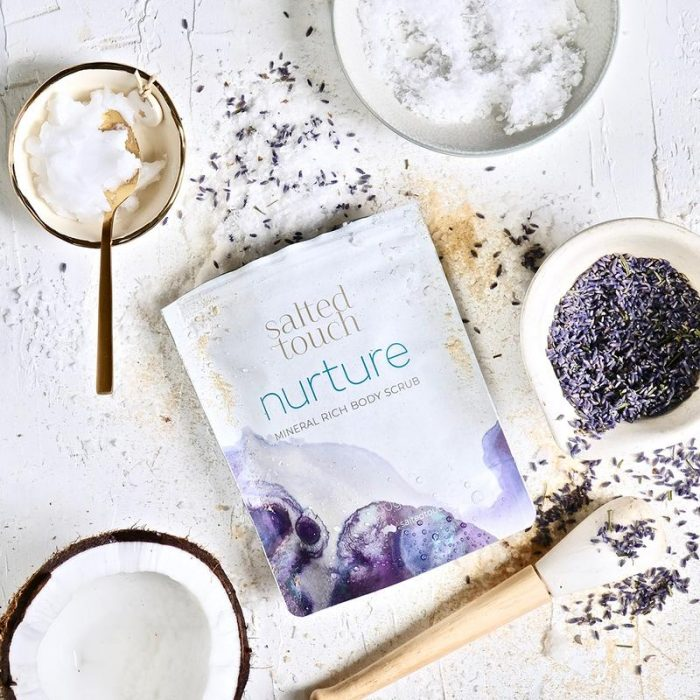 Nurture Mineral Rich Body Scrub