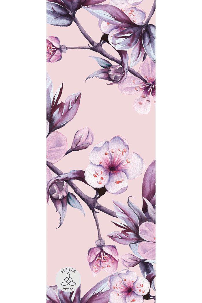 Cherry Blossom Yoga Mat