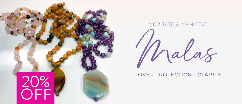 Meditation Malas