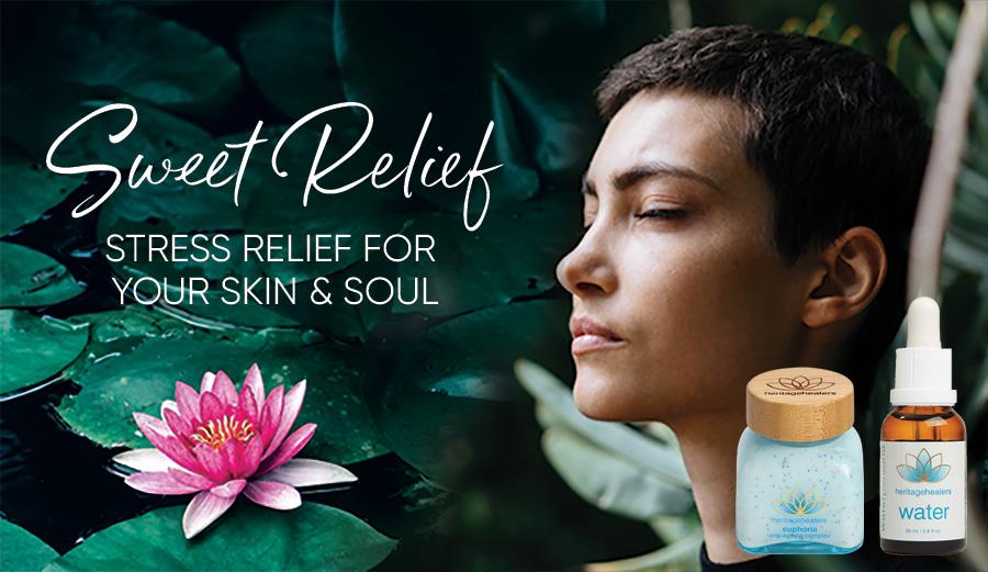 Stress Relief Free Wildflower Essence