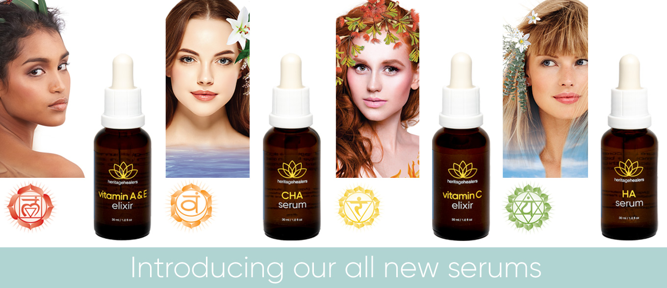 Introducing our all new serums